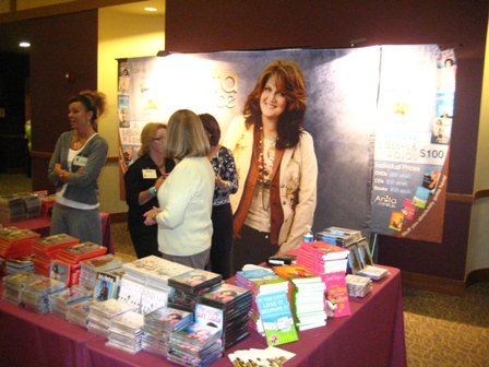 Anita Renfroe's Product Table