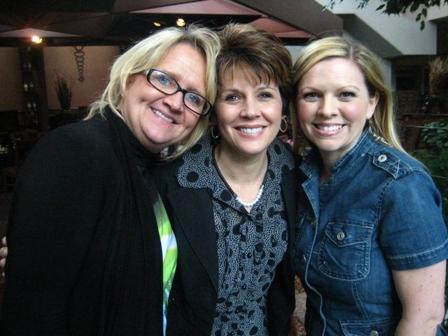 Chonda, Jennifer and Shelley
