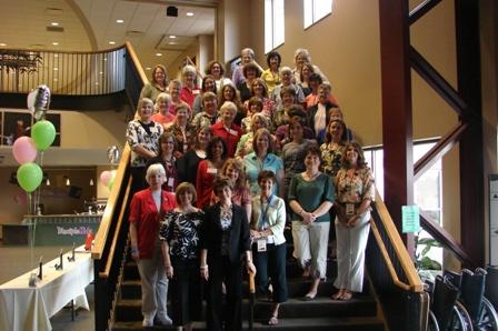 Our Wonderful Group of Volunteers