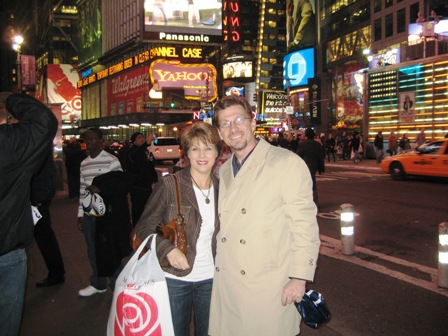 New York at Night!